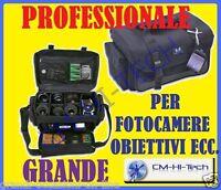 BORSA FOTOGRAFICA CASE PER DIGITALI REFLEX CANON NIKON