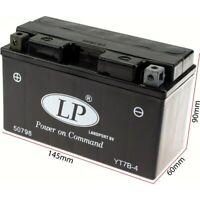 YT7B-4 12V/6,5AH DIN50798 Landport Battery maintenance free / already filled and
