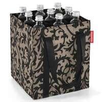 reisenthel bottlebag tasche für 9 flaschen tragetasche baroque taupe ZJ7027