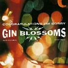 Congratulations I'm Sorry by Gin Blossoms (CD, Feb-1996, A&M (USA))