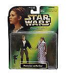 Kenner Star Wars Princess Leia Collection Princess Leia and Han Solo Action Figu