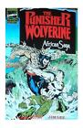 Punisher / Wolverine: African Saga [TPB] ::: December 1989, Marvel (NM)