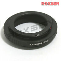 New Tamron Adaptall-2 Lens to Canon EOS EF mount Adapter 5D II III 60D 600D 650D