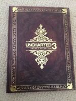 Uncharted 3 Collector's Edition Guide *NEW!*