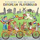 Putumayo Kids Presents European Playground by Various Artists (CD, Sep-2012, Putumayo)