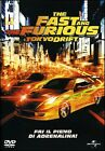 THE FAST AND THE FURIOUS TOKYO DRIFT - LUCAS BLACK - DVD