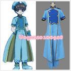 Cardcaptor Sakura Syaoran Li Uniform COS Clothing Cosplay Costume Free shipping