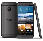 "HTC One M9 4G LTE - 32GB 20.0MP (Gunmetal Gray) Unlocked 5"" Android Mobile Phone"