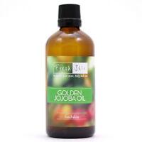 50ml Jojoba Golden Oil - 100% Pure Cold Pressed