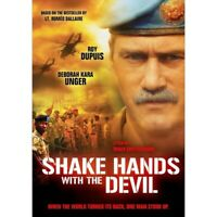 SHAKE HANDS WITH THE EVIL N&S DVD REGION 1 BRAND NEW FACTORY SEALED