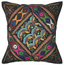 Indian Pillow Case Hand Crafted Patchwork Designed Cotton Fabric Cushion Cover