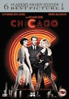 CHICAGO - THE FILM / MOVIE MUSICAL - RICHARD GERE DVD BRAND NEW