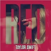 TAYLOR / TAILOR SWIFT - RED CD ALBUM BRAND NEW