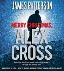 MERRY CHRISTMAS ALEX CROSS unabridged audio book CD by JAMES PATTERSON Brand New