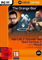 Half-Life 2 - The Orange Box (dt.) (PC, 2011, DVD-Box)