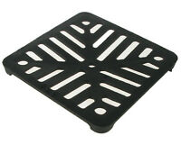 """150mm Square Cast Iron Metal Gulley Grid Grate Drain Cover 6"""" HEAVY DUTY"""