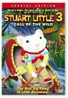 STUART LITTLE 3 -CALL OF THE WILD N&S DVD REGION 1 BRAND NEW FACTORY SEALED