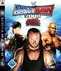 WWE SmackDown vs. Raw 2008 (Sony PlayStation 3, 2007)