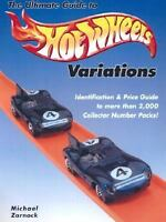 """""""ULTIMATE GUIDE TO HOT WHEELS VARIATIONS"""" ID & Price Guide 2000+Items HOT WHEELS"""