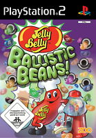 Jelly Belly - Ballistic Beans - Playstation PS2 - deutsch - Neu / OVP
