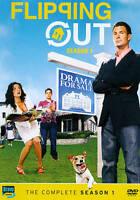 Flipping Out Season 1 One DVD -2 Disc Set Jeff Lewis Jenni Pulos Zoila