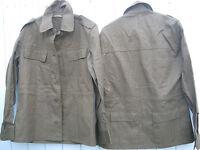 Army Surplus Czech Olive Jacket
