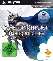White Knight Chronicles (Sony PlayStation 3, 2010)