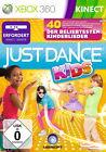 Just Dance: Kids (Microsoft Xbox 360, 2011, DVD-Box)