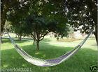 Leisure Portable Safe Canvas Stripe L200cm*W80cm Outdoor Camping Hammock