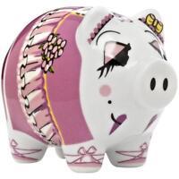 Ritzenhoff Mini Piggy Bank Sparschwein Porzellan Design 2013 Margarete Gockel