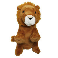 NEW Lion Animal Big Cat Driver Golf Club Head Cover Headcover 460 cc Oversize