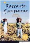 Racconto d'autunno (1998) DVD NUOVO Sigillato