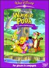 Il magico mondo di Winnie The Pooh. Tanti amici e il primo amore DVD Nuovo Sigi