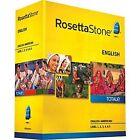 Rosetta Stone English (American) TOTALe v4 Level 1-5 (Retail) (1 User) - Full...