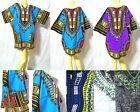 African Dashiki Shirt Top Dress Kaftan Party Boho Hippie Gypsy Festival Top