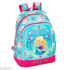 La Reine des neiges sac à dos L Nordic Summer cartable Disney frozen 42 cm 15928