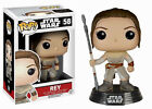 Star Wars Episode VII POP! Vinyl Bobble Head Rey 10 cm figurine Funko n° 58