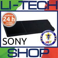 Batteria compatibile per SONY VAIO VPC-SA 10.8V 11.1V 4400mAh NERO COMPUTER 48Wh