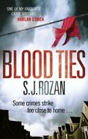 Blood Ties by S. J. Rozan (Paperback, 2011)