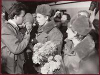 1989 Tass USSR Photo Soviet Soldier POW Afghanistan Pakistan Tashkent Uzbekistan