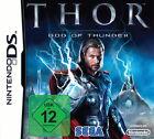 THOR God Of Thunder Das Videospiel Nintendo DS DSI Action Adventure Spiel DEUTSC