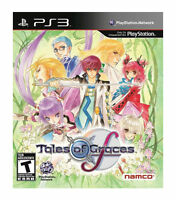 Tales of Graces f (PS3, Playstation 3) Brand New