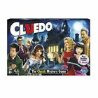 NEW Hasbro Cluedo The Classic Mystery Game 21 Black Colour Cards