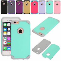 Shockproof Heavy Duty Tough Case Cover for iPhone 5s SE 6s Plus Galaxy S6 S7 LG