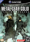 Metal Gear Solid: The Twin Snakes *CASE & 2 DISCS* (GCN/Nintendo GameCube, 2004)