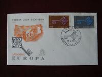 Ersttagsbriefe Europa 1968 komplett 18 Belege