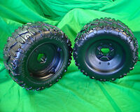 **NEW** Power Wheels F-150 Left & Right Wheel (Tire) Set of 2 Wheels