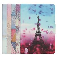 Magnetic Pattern Wallet PU Leather Smart Stand Case Cover for iPad mini 1/2/3
