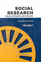 SOCIAL RESEARCH: ISSUES, METHODS AND PROCESS., May, Tim., Used; Very Good Book