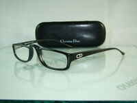 Christian Dior 2004 BLACK Reading Glasses +1 +1.50 +2.0 +2.50 +3.50 +4.00 +4.50